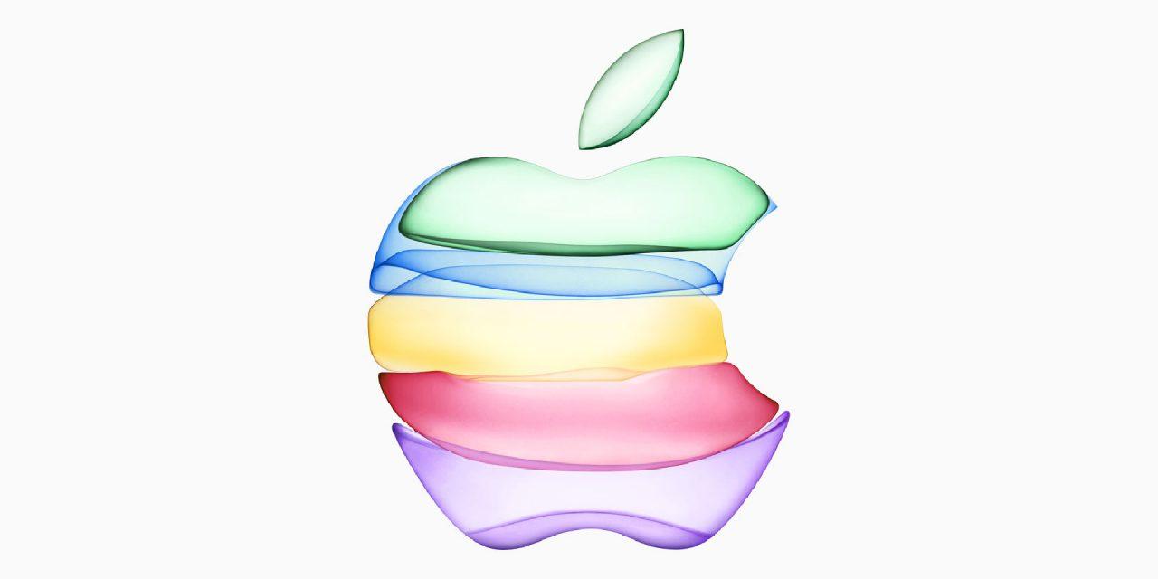 Apple lädt zum iPhone Event 2019