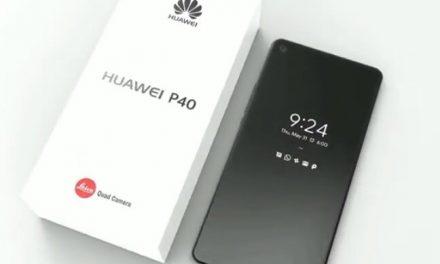 Huawei P40 kommt im März ohne Google Dienste