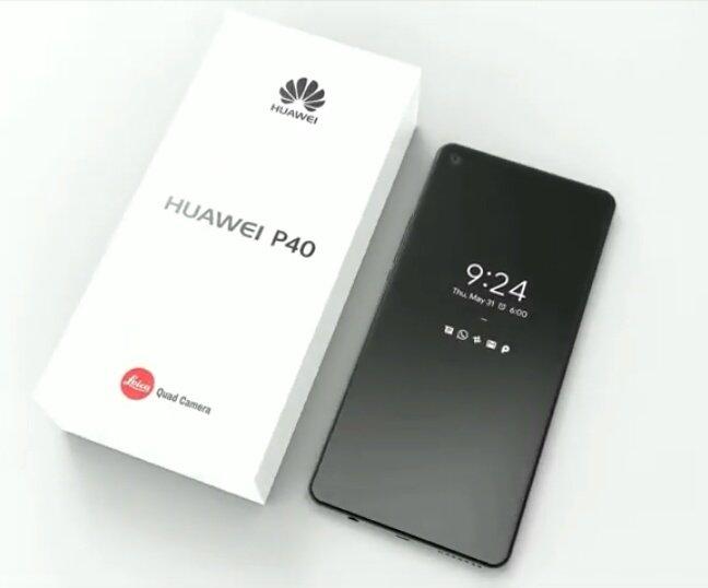 Huawei P40 wird im März 2020 ohne Google Dienstei n Paris vorgestellt