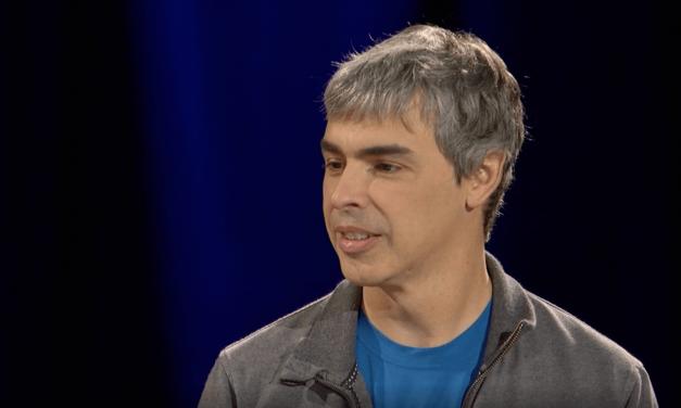 Die Alphabet Gründer Larry Page und Sergey Brin ziehen sich zurück