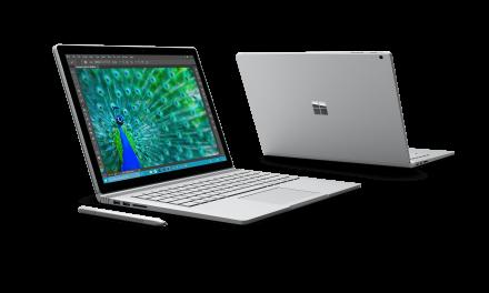 Microsoft Surface Book Akku bläht auf