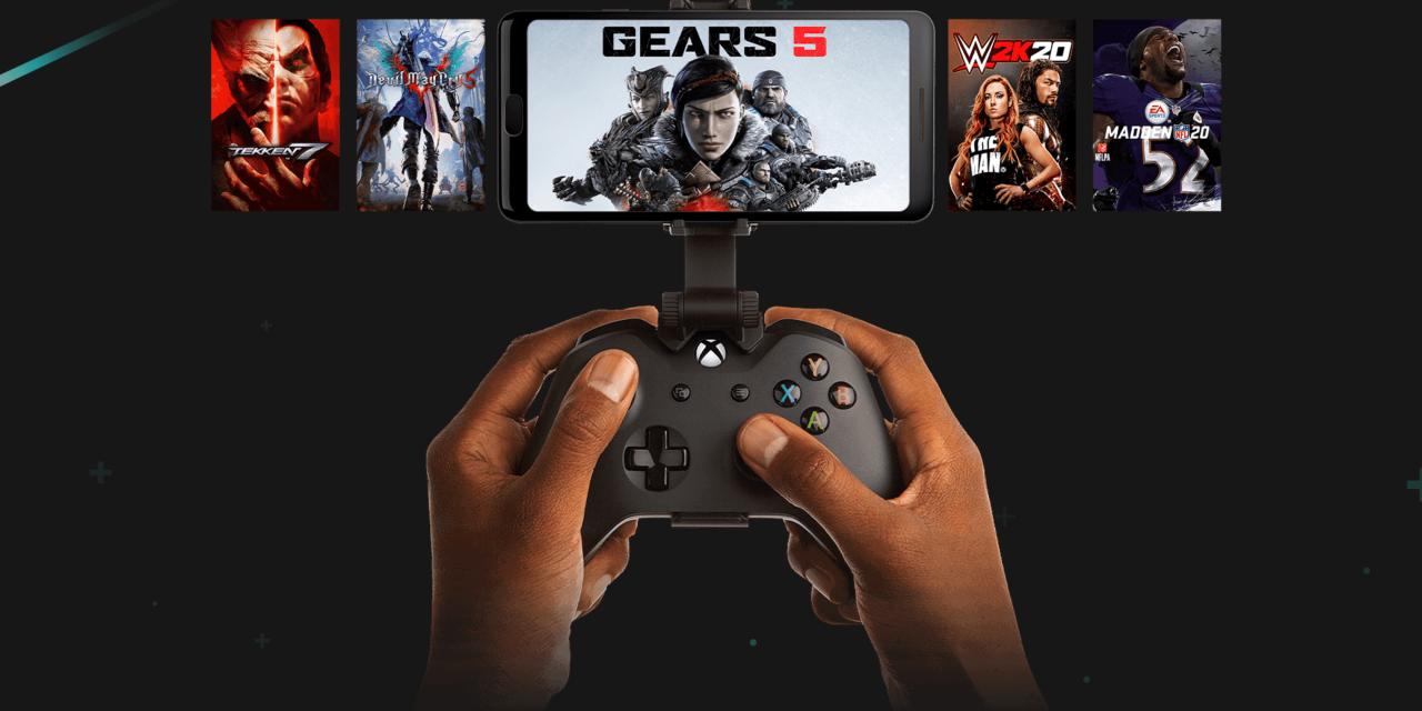 Microsoft xCloud Preview hat 50 neue Spiele