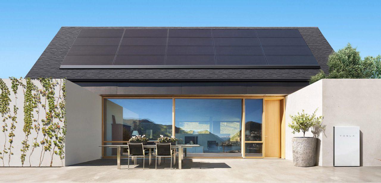 Tesla stellt Solarpanel vor