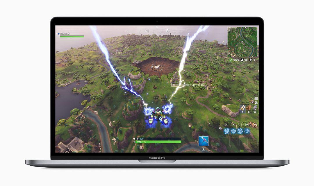 Gaming Mac von Apple
