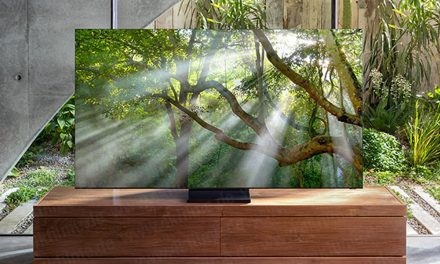 Rahmenlosen Fernseher von Samsung auf der CES?