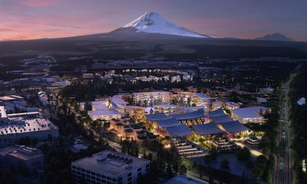 Toyota Woven City: Stadt der Zukunft