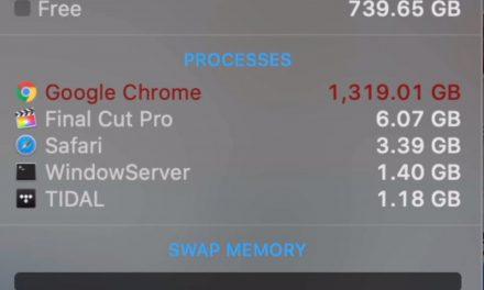 6000 Tabs in Chrome und der Mac Pro mit 1,5TB RAM geht in die Knie