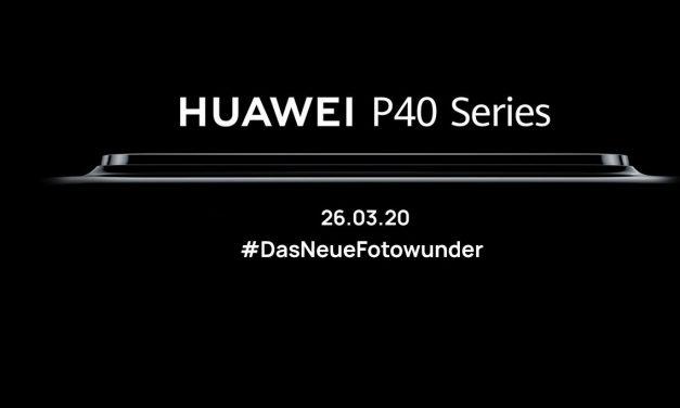 Huawei P40 Event nur als Livestream
