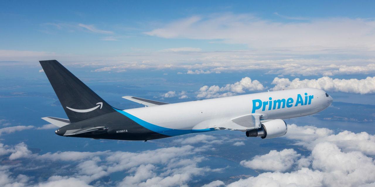 Prime Air: Amazon kauft 11 Boing 767 Flugzeuge